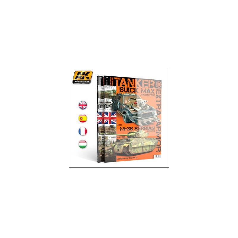 AK4812 TANKER TECHNIQUES MAGAZINE Nº 2