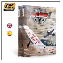 AK2911 ACES HIGH MAGAZINE Nº 6 LA BATALLA DE INGLATERRA
