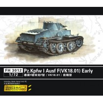 German Pz. Kpfw Ⅰ Ausf F(VK.18.01) Early 1/72