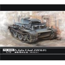 Pz.Kpfw II Ausf J (VK16.01) 1/72