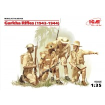 Gurkha Rifles (1944) 1/35