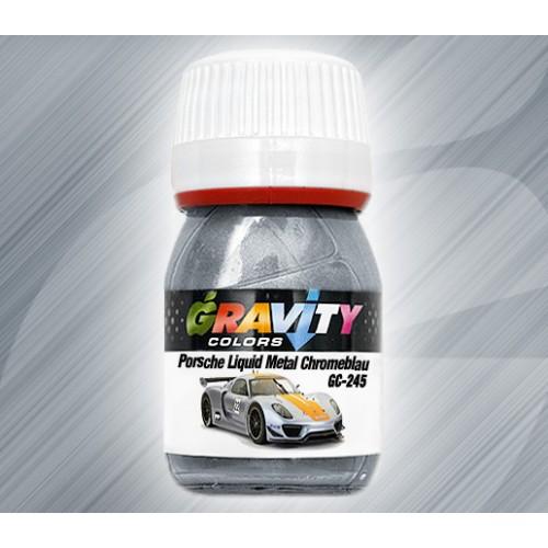 GC-238 Porsche Meteor Gray de Gravity Colors