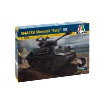 """M4A3E8 SHERMAN """"FURY"""" 1/35"""
