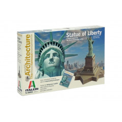 STATUE OF LIBERTY: WORLD ARCHITECTURE