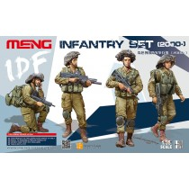 Unique IDF Infantry 1/35