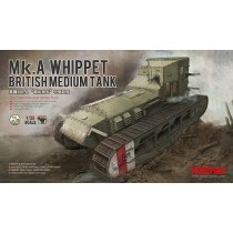 Mk.A Whippet British Medium Tank 1/35