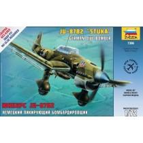 Junkers Ju 87B-2 'Stuka' 1/72