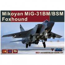 Mikoyan MiG-31BM/BSM Foxhound 1/48