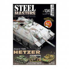 Revista Steel Masters nº 134