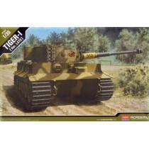 Pz.Kpfw.VI Tiger I late version 1/35