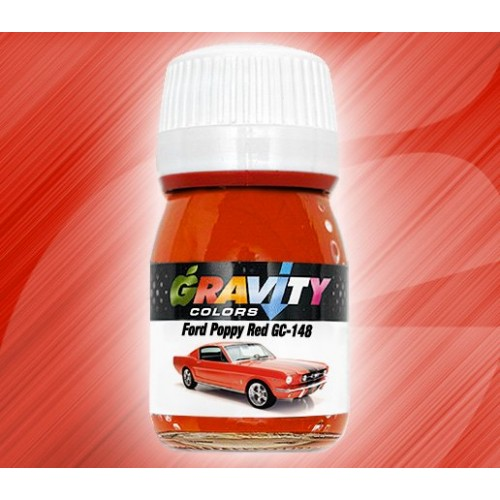 GC-148 Ford Poppy Red de Gravity Colors