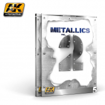 METALLICS VOL. 2 LEARNING SERIES 5,en Inglés