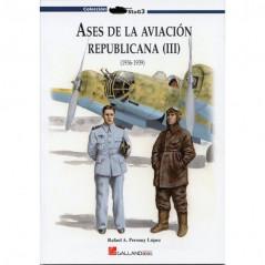 Ases de la Aviación republicana III