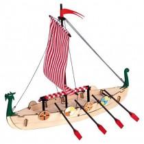 Barco Vikingo, 54 pzas.