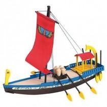 Barco Egipxio Cleopatra, 66 pzas.