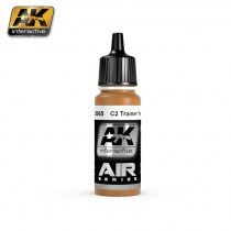 C2 TRAINER YELLOW 17ML.