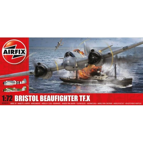 Bristol Beaufighter Mk.X NEW TOOL 1/72