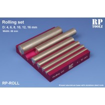 Rolling set:  4 mm to 16 mm