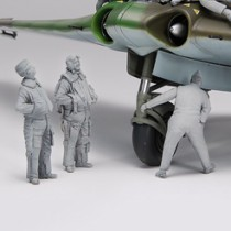 Ho 229 Sortie Preparation Set 1/32,figuras