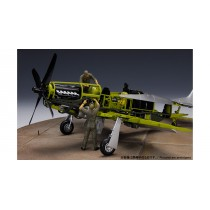 P-51D Oil Tank Exchange Set 1/32,figuras