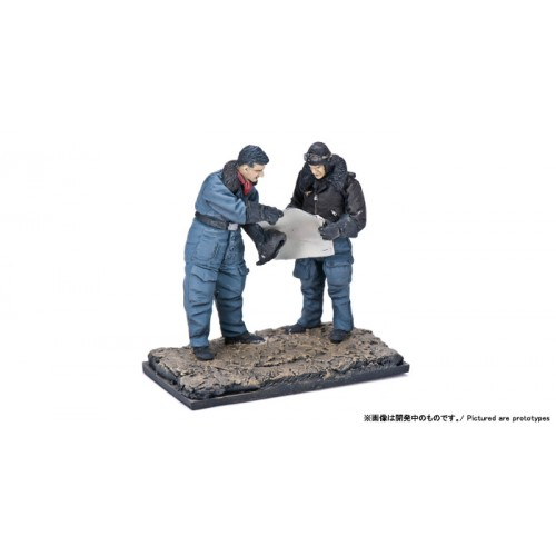 He 219 A-0 Tactics Discussing their Strategy 1/32,figuras