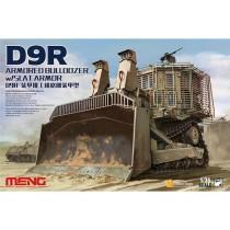 D9R Armored Bulldozer W/Slat Armor 1/35