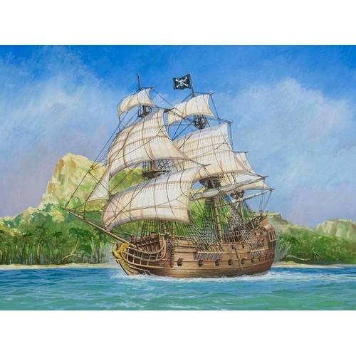 Black Swan Pirate Ship 1/350