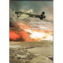 EL BOMBARDERO HALIFAX DT-586 CAIDO EN CEUTA