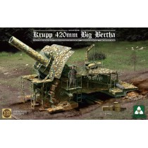 Krupp 420mm Big Bertha German Empire 1/35