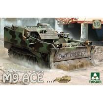 M9 ACE U.S. Armoured Combat Earthmover 1/35