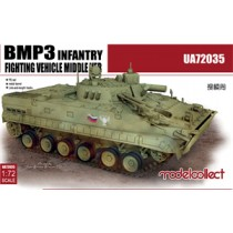 BMP3 INFANTRY FIGHTING VEHICLE MIDDLE VER. 1/72