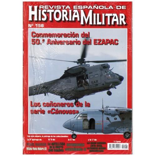 REVISTA ESPAÑOLA DE HISTORIA MILITAR 156