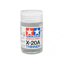 ACRILIC THINNER TAMIYA 46 ML.