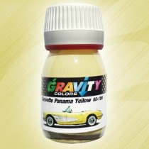 GC-159 Corvette Panama Yellow de Gravity Colors