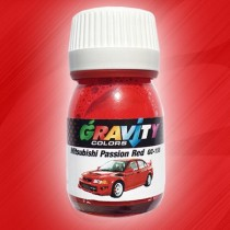 GC-158 Mitsubishi Passion Red de Gravity Colors