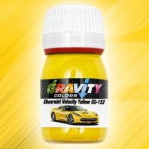 GC-152 Chevrolet Velocity Yellow de Gravity Colors