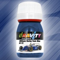 GC-151 Williams Racing Team Blue de Gravity Colors