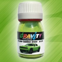 GC-259 Chrysler Sublime Green de Gravity Colors