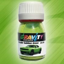 GC-259 Chrysler Sublime Green de Gravity Colors