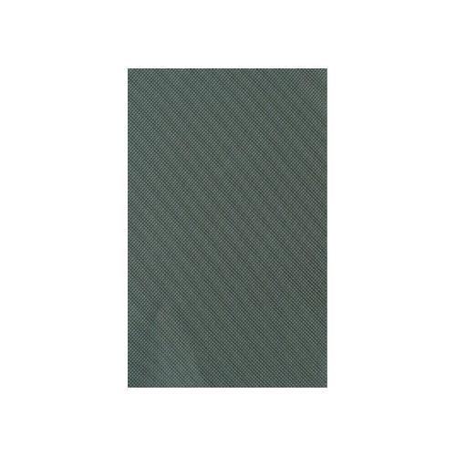 Stitched Kevlar Fibre - Silver (trimfilm)