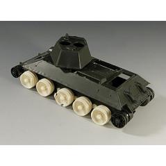 T-34 BURN OUT WHEELS 1/35 MIG