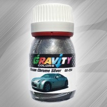 GC-254 Nissan Chrome Silver de Gravity Colors