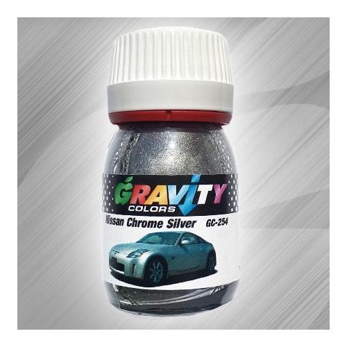 GC-254 Nissan Chrome Silver de Gravity Colors