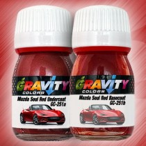 GC-251 Mazda Soul Red de Gravity Colors