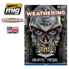 Revista The Weathering Magazine Nº14,Heavy metal en INGLÉS