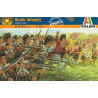 BRITISH INFANTRY 1815 1/72 ITALERI