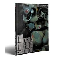 Libro Mecha Meka robot