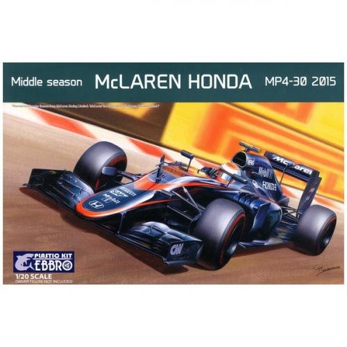 MCLAREN HONDA MP-4-30 2015 MIDDLE SEASON 1/20