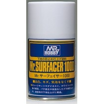 MR SURFACER 1000 EN SPRAY GUNZE SANGIO 100 ML.