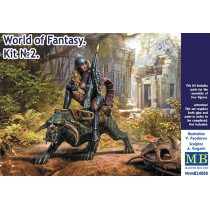 World of Fantasy - Kit No. 2 1/24